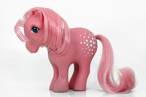 80s toys, My Little Pony
